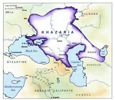 khazarie